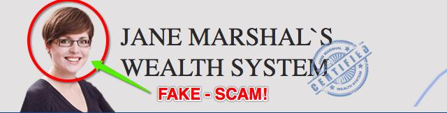 jane marshals wealth system