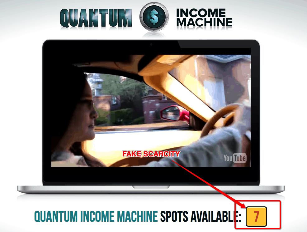 Quantum Income Machine Scam Exposed 8