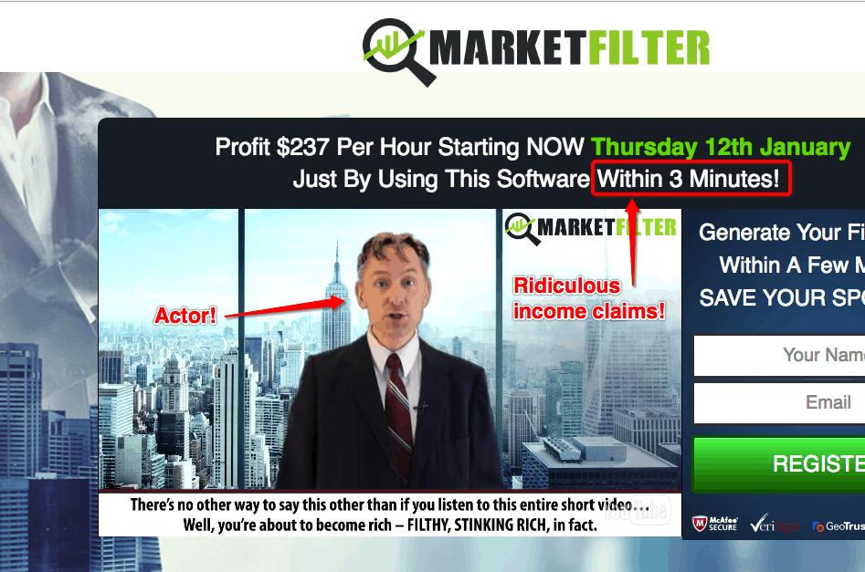 market filter app