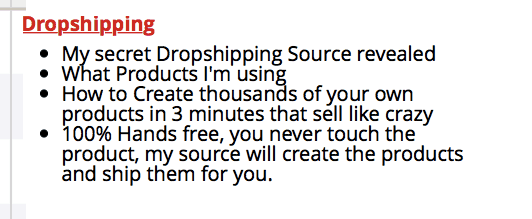Dropshipping Cheat Code - Scam or Legit? 2