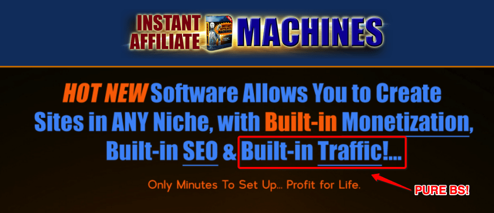 Instant Affiliate Machines - Scam or Legit? 10