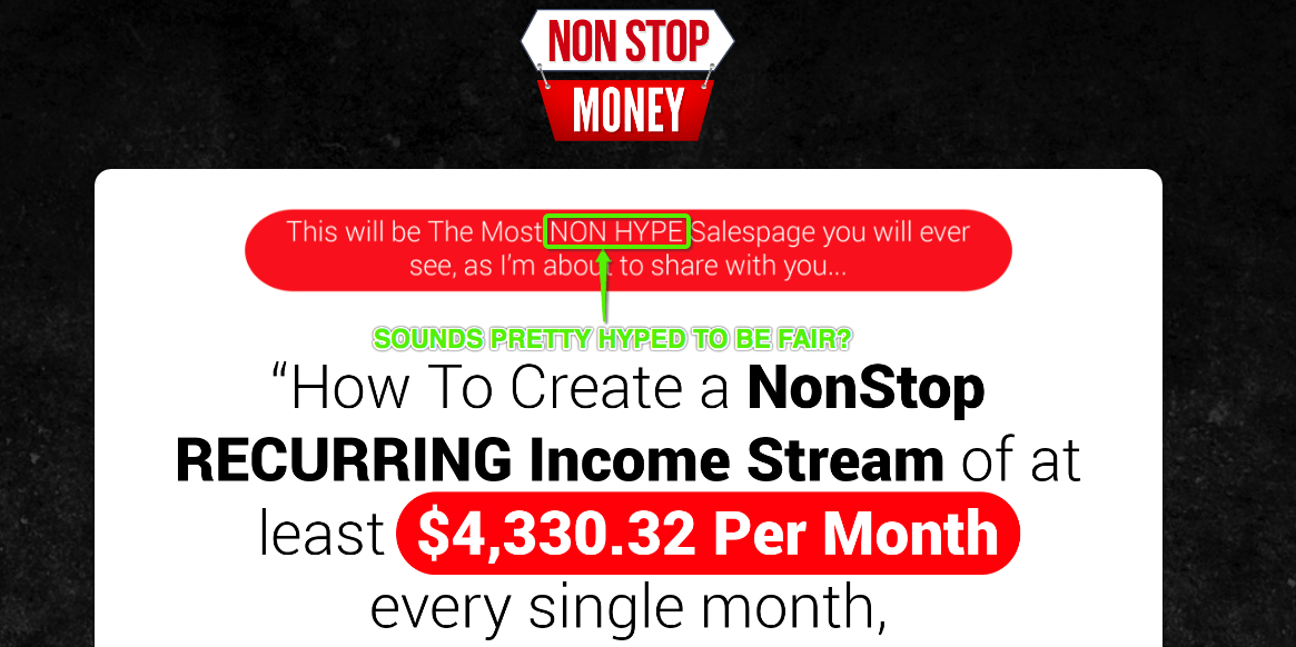Non Stop Money - Scam or Legit? 12