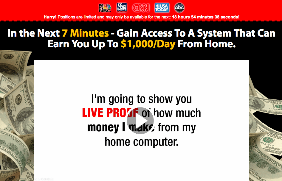 home earning system website