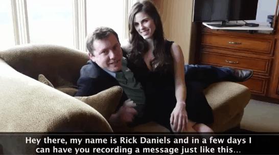 rick daniels and a hooker
