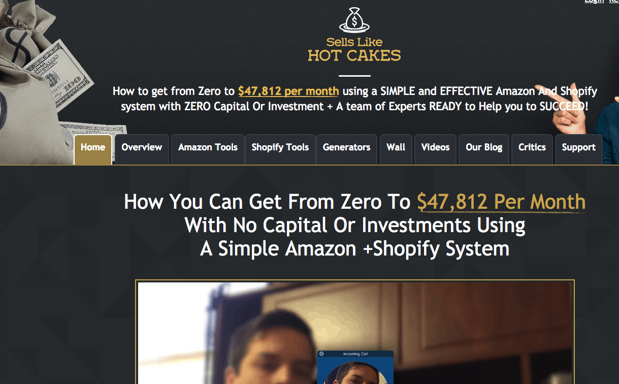 Sells Like Hot Cakes - Scam or Legit? 8