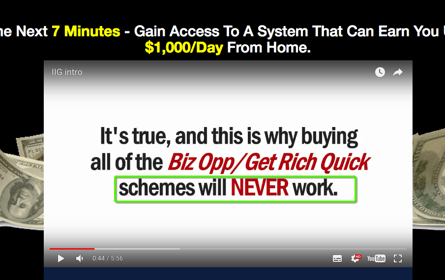 Instant Income System Review by Judy Greer [SCAM!] 10