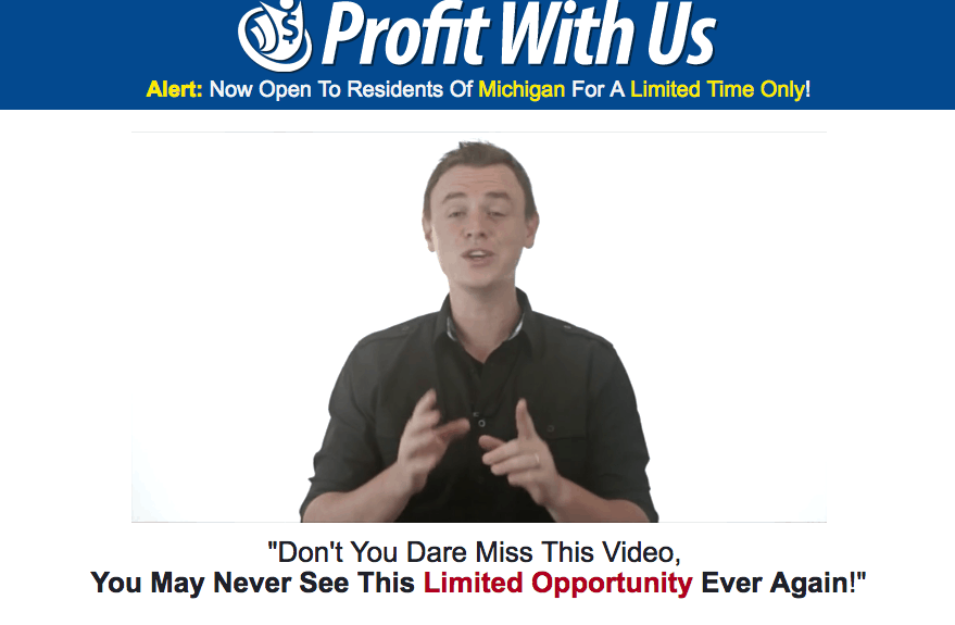 Profit With Us Scam - Avoid This Scam! 3
