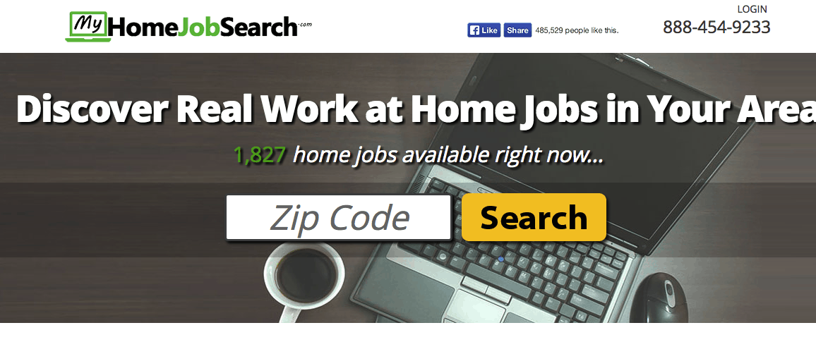 My Home Job Search - Scam or Legit? 12