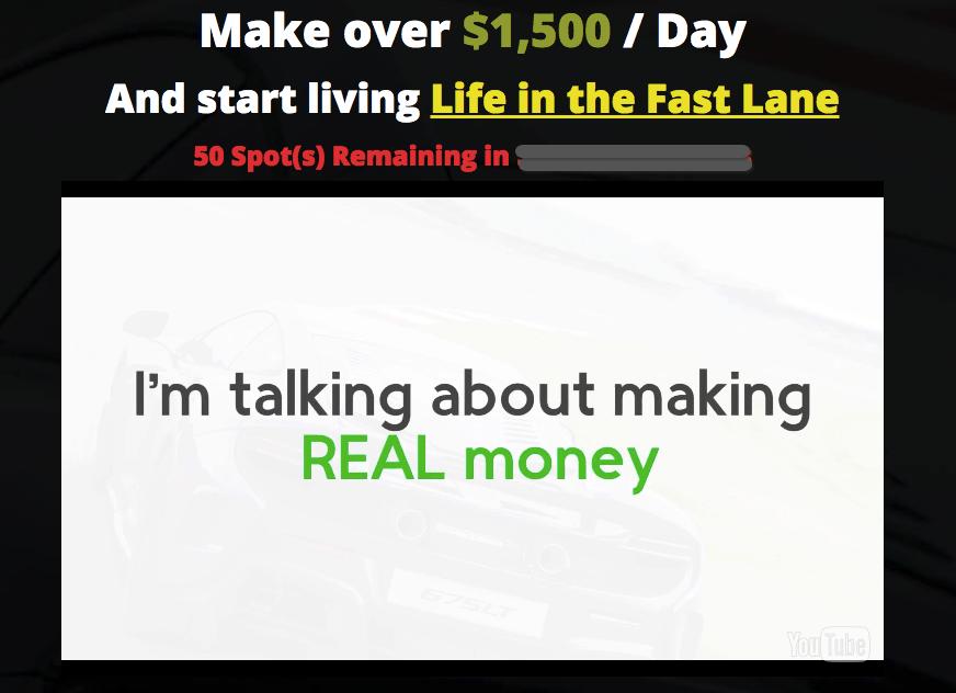 Fast Lane Lifestyle - Scam or Legit? 8