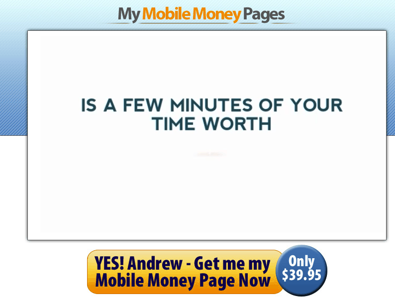My Mobile Money Pages - Scam Exposed! [Review] 2