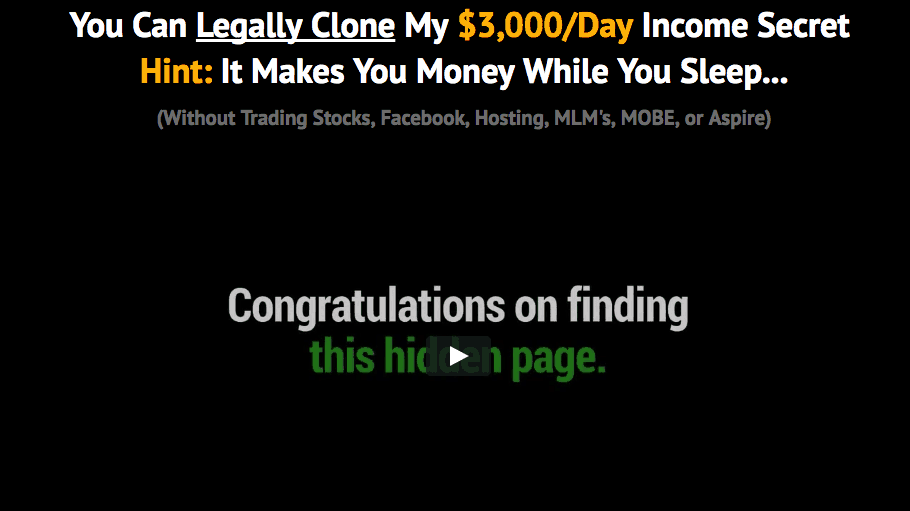 Clone My System Scam - Nasty Lies EXPOSED! 8