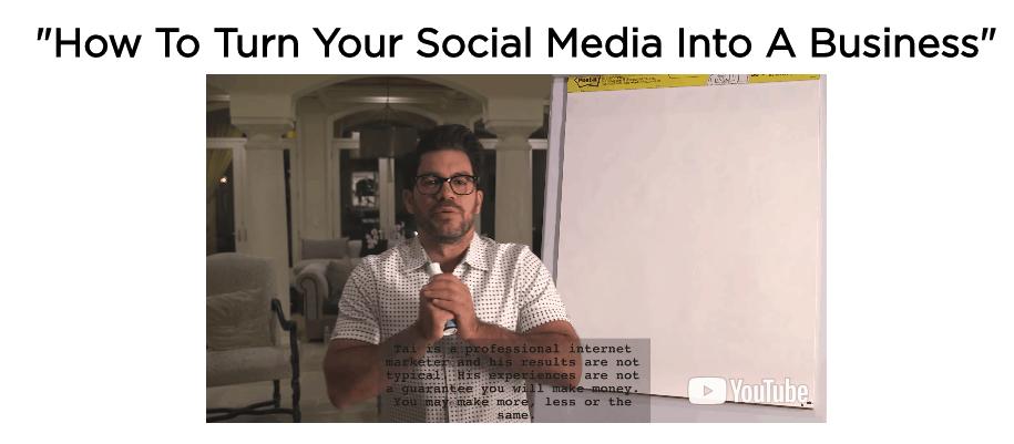 Tai Lopez Social Media Secrets Program [Honest Review] 8