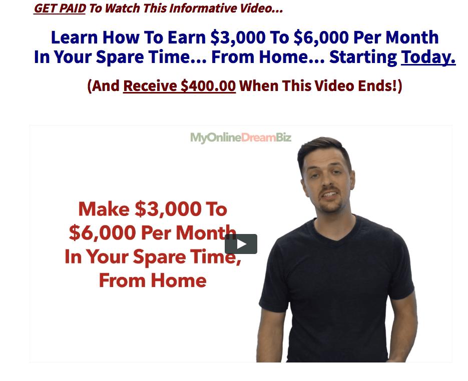 my online dream biz