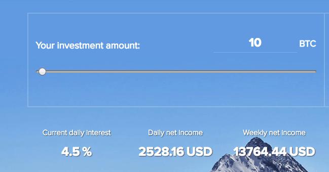 bitpetite investment