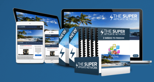 the super affiliate network website