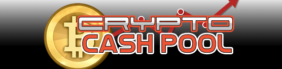crypto cash pool logo