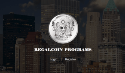 regalcoin logo