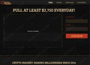 Crypto Magnet - Scam Exposed or Legit? [Review] 4
