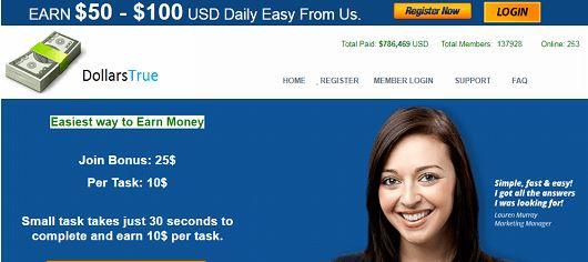 Dollars True - Scam Exposed? [Full Review] 10