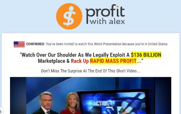 Profit with Alex - Scam Exposed? [Full Review] 13