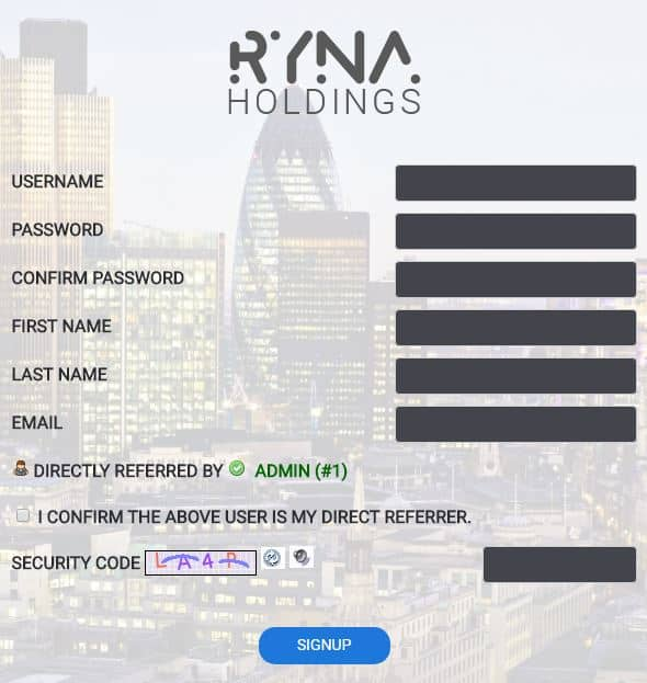 Ryna Holdings - Scam Exposed? [Honest Review] 5