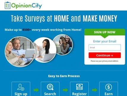 Opinion City - Legit Survey Platform or Scam? [Review] 15