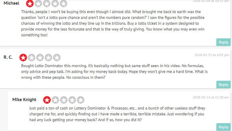 The Lotto Dominator - Scam Exposed? [Full Review] 16