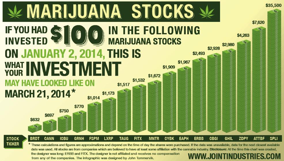 marijuana penny stock boom