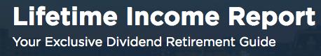 lifetime income report logo
