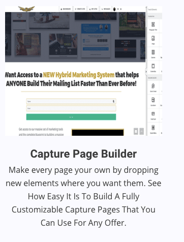 elevated legacy capture page builder