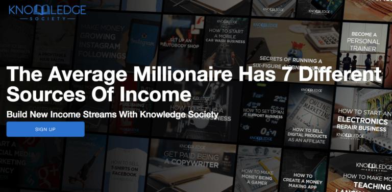 knowledge society tai lopez