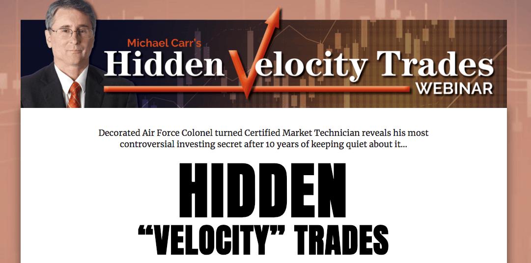 hidden velocity trades website