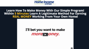 Home Income System - Scam Exposed? [Real Review] 3