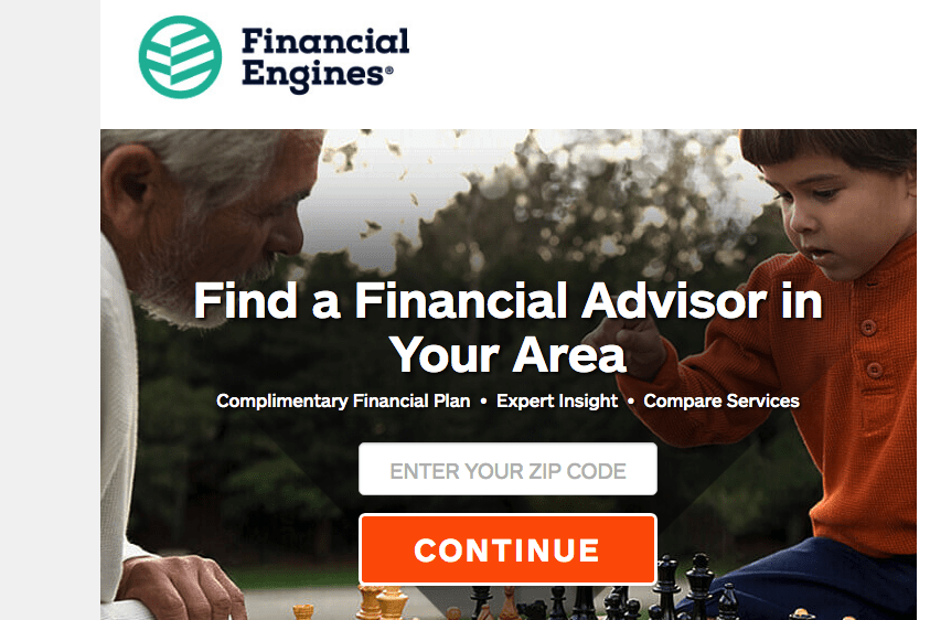 financial engines website