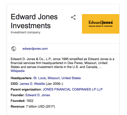 edward jones reviews