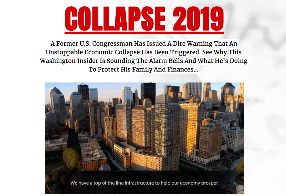 collapse 2019 video