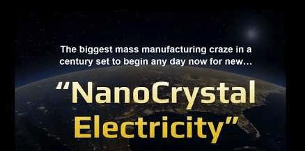 nanocrystal electricity website