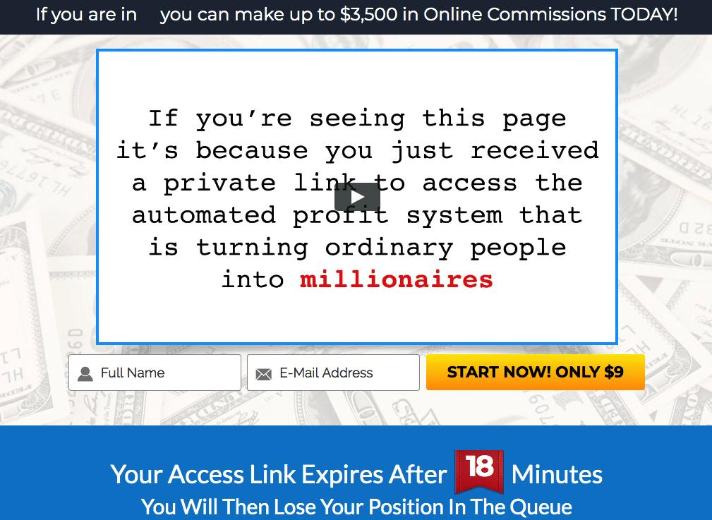 cash sniper website