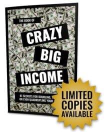 crazy big income book
