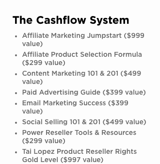 Tai Lopez - The Cashflow System 2.0 [Honest Review] 1