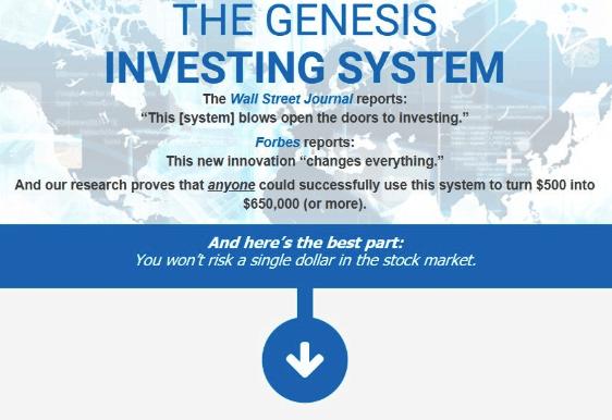 what is genesis investing