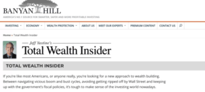 Total Wealth Insider - Jeff Yastine Scam Exposed? 3
