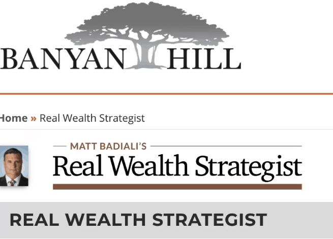 real wealth strategist