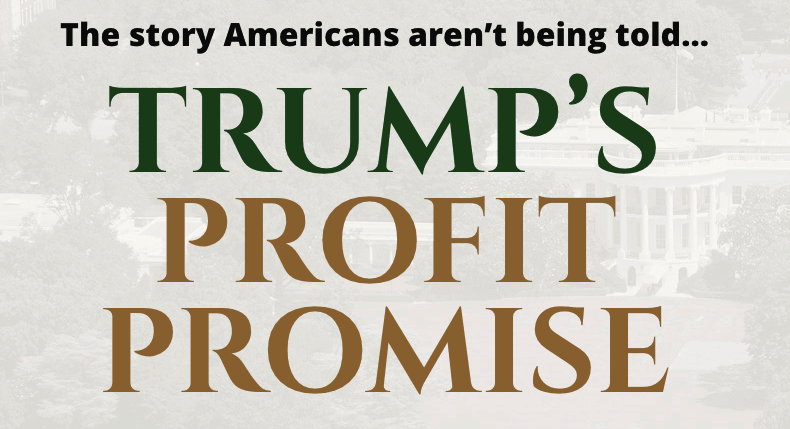 Trump's Profit Promise - Scam Exposed? [Reviews] 7