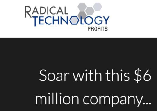 radical technology profits claims