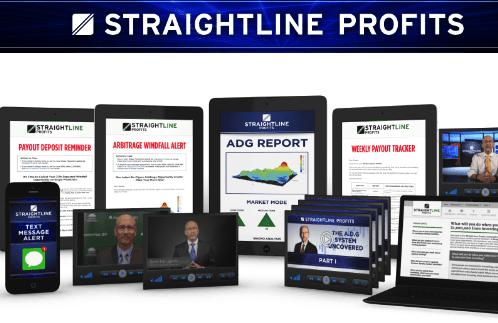 straight line profits