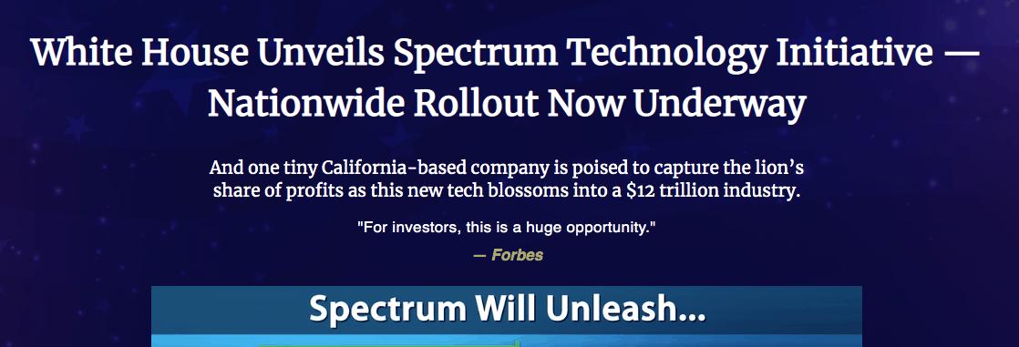 spectrum technology initiative