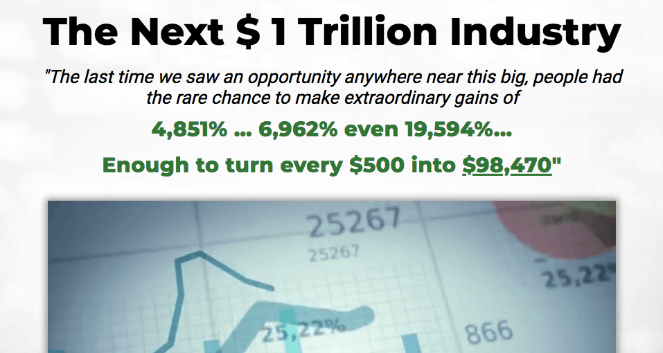 the next $1 trillion industry
