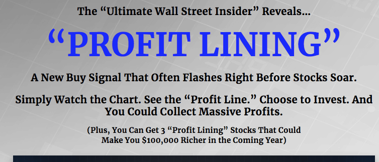 profit lining by jeff yastine