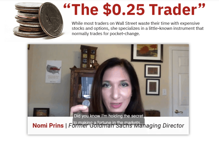 the 25 cent trader